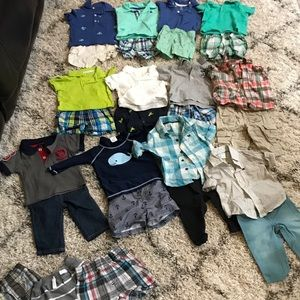 Other - Lot of baby boy outfits size 6 months